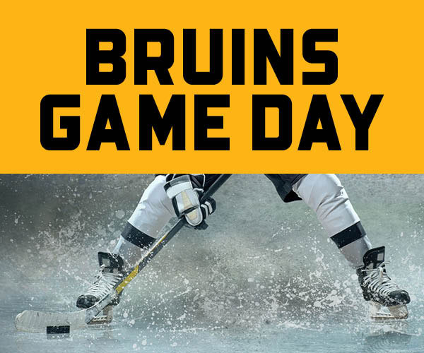 Bruins Game Day at Banners