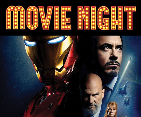 Watch Iron Man at Banners