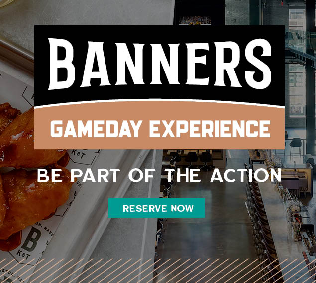 Banners Gameday Experience Packages | Reserve Now
