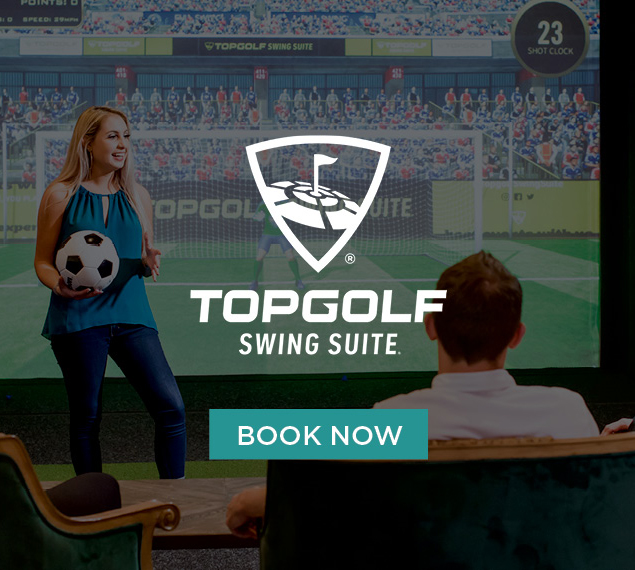 Book Now | Banners Kitchen & Tap Topgolf Swing Suite