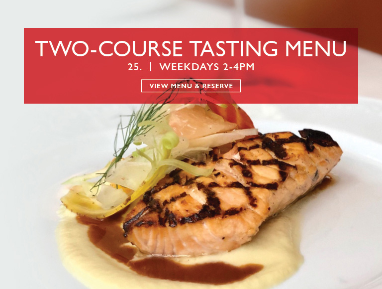 View Menu & Reserve | Two-Course Tasting Menu, $25 Weekdays 2-4PM at Cafe Centro in Midtown NYC