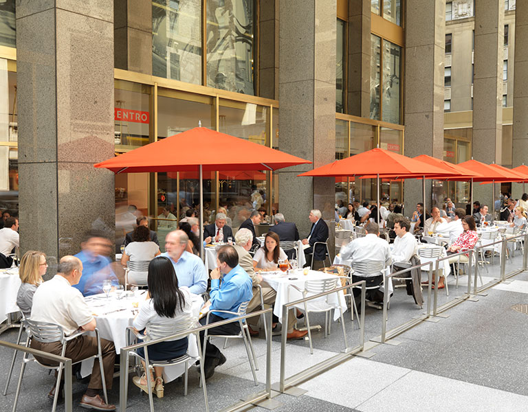 Lunch Near Grand Central