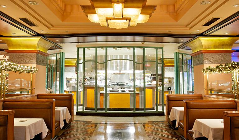 Cafe Centro interior