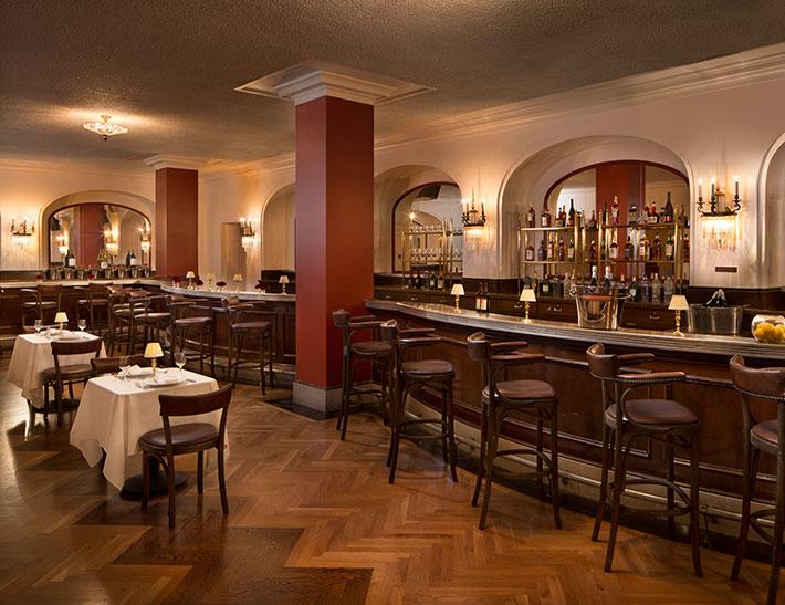San Francisco Opera Restaurant