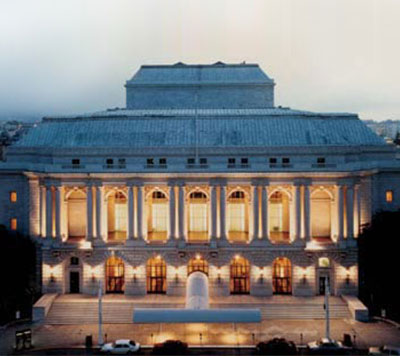 San Francisco Opera House