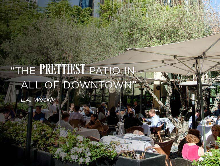Restaurants in Downtown LA