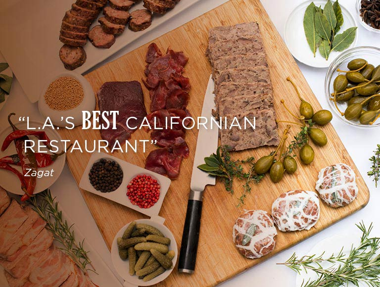 Best Restaurants in LA