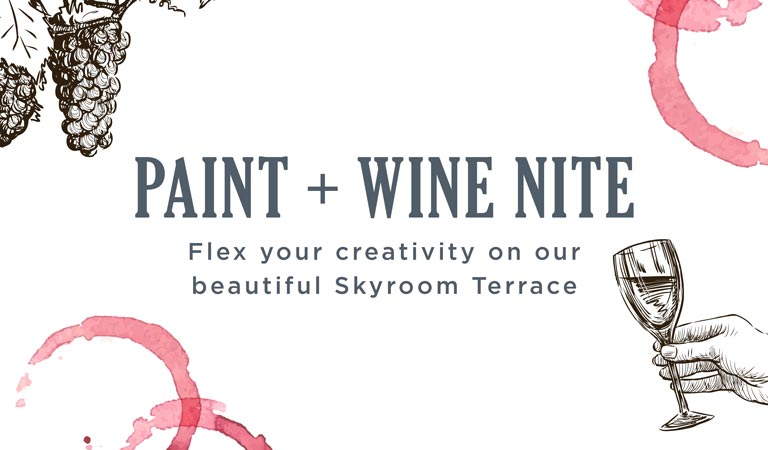 Paint and Wine Nite Los Angeles