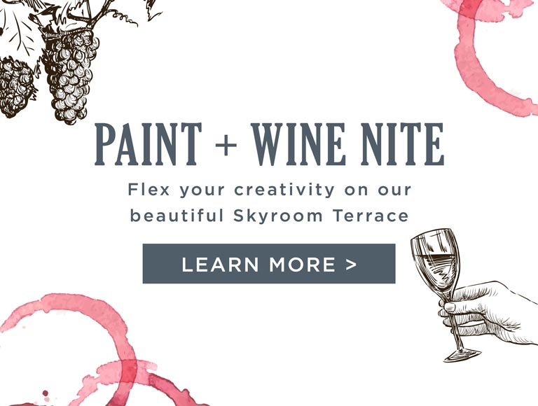 Paint and Wine Nite Los Angeles