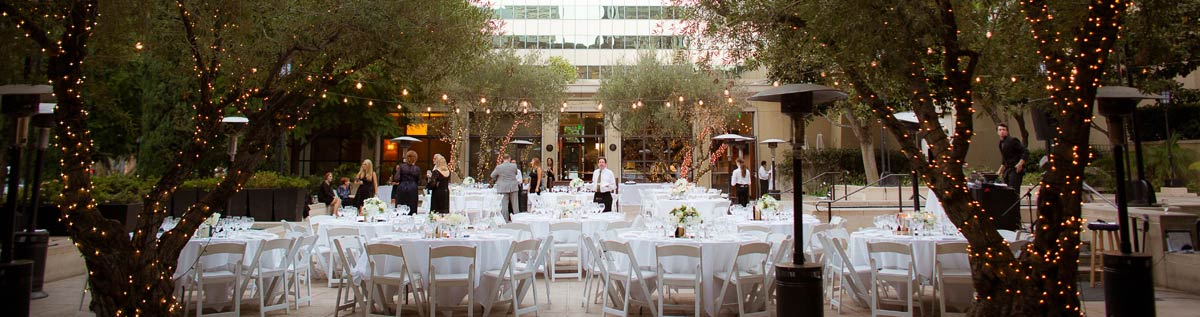 Private Events At Cafe Pinot In Downtown Los Angeles