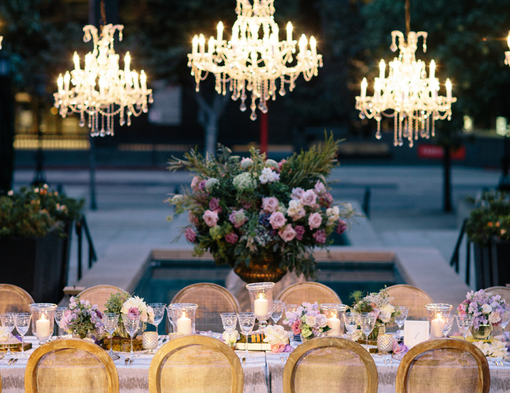 Wedding venues los angeles cafe pinot wedding venues los angeles junglespirit Image collections