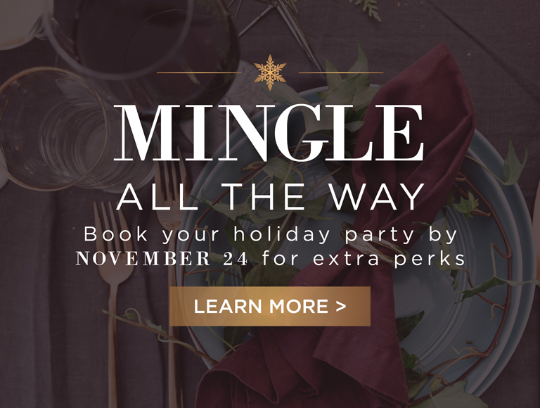Mingle All The Way: Book Before November 24