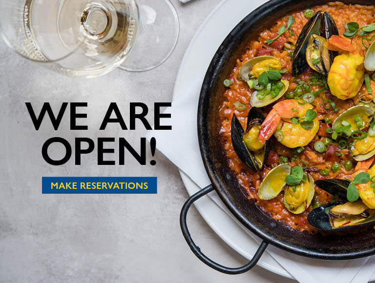 We Are Open | Catal Restaurant