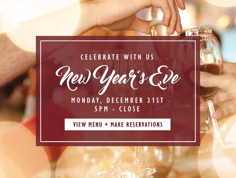 View menu and make reservations for New Year's Eve dinner | Downtown Disney Anaheim dining