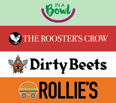 TTabo Noodles The Rooster's Crow Sabroso Buono Rollies