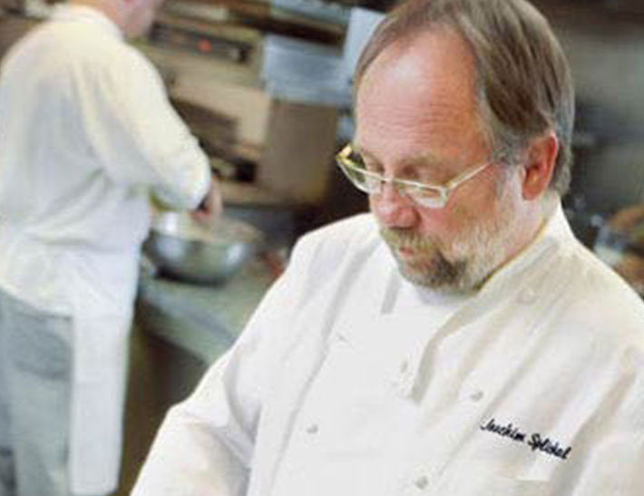 Executive Chef Joachim Splichal