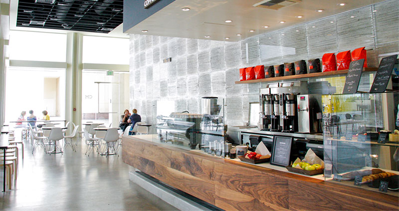 C+M (Coffee and Milk) LACMA | Best Coffee Shop in LA