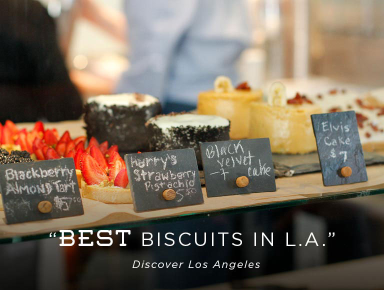 Best Cafes in Los Angeles