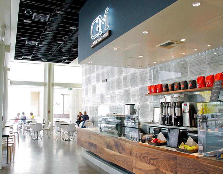 Coffee Shop West Hollywood