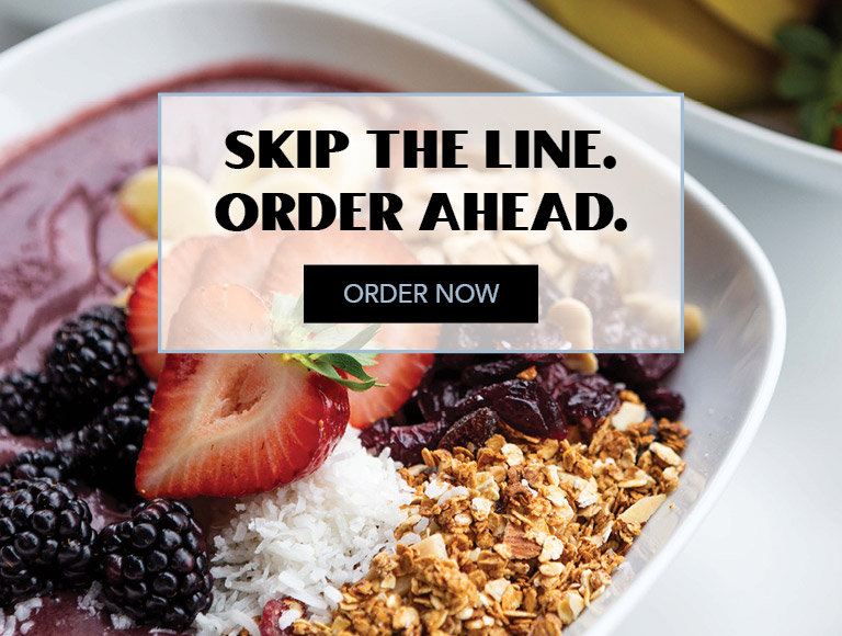 Order Now | Skip the Line. Order Ahead.