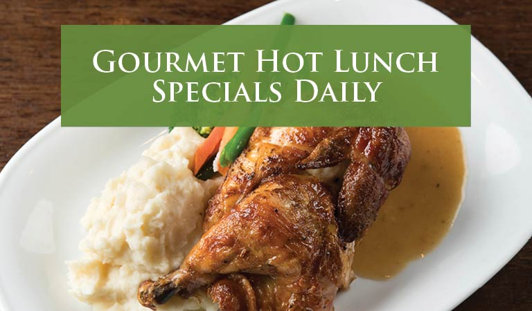 Gourmet Hot Lunch Specials Served Daily | Best Takeout Lunch in Midtown NYC