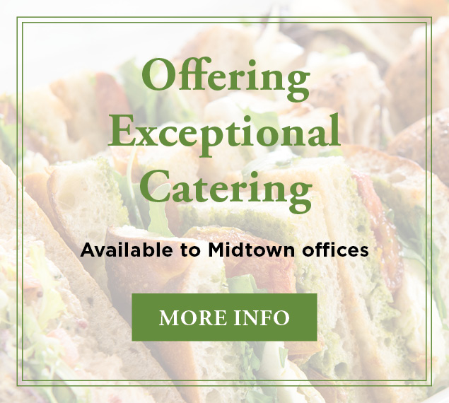 Offering Exceptional Catering Options