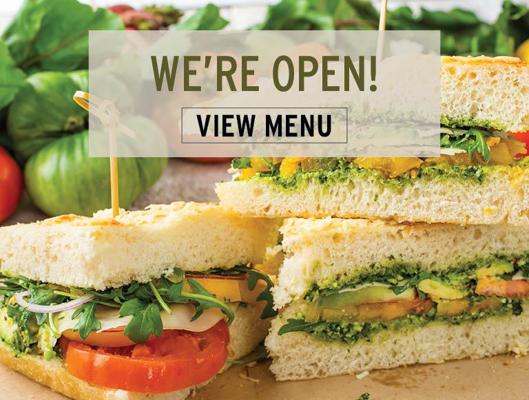 Descanso Gardens | We're Open | View Menu