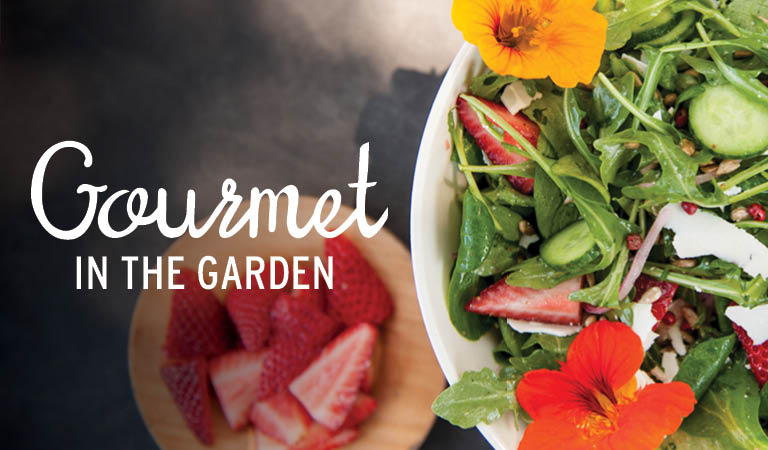 Gourmet In The Garden