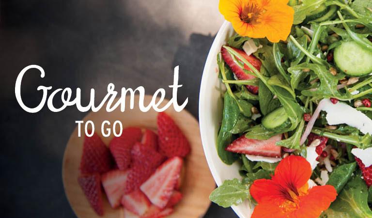 Gourmet To Go