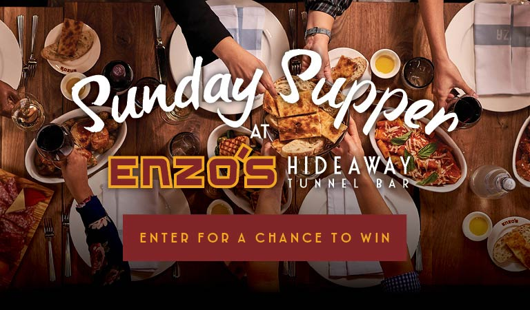 2018 Sunday Supper Giveaway