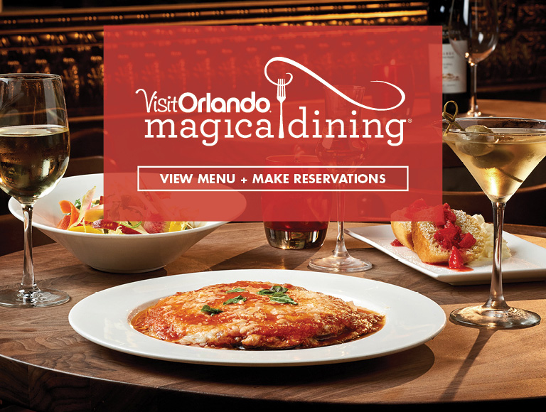 View Menu + Make Reservations | Visit Orlando's Magical Dining Month at Enzo's Hideaway in Disney Springs