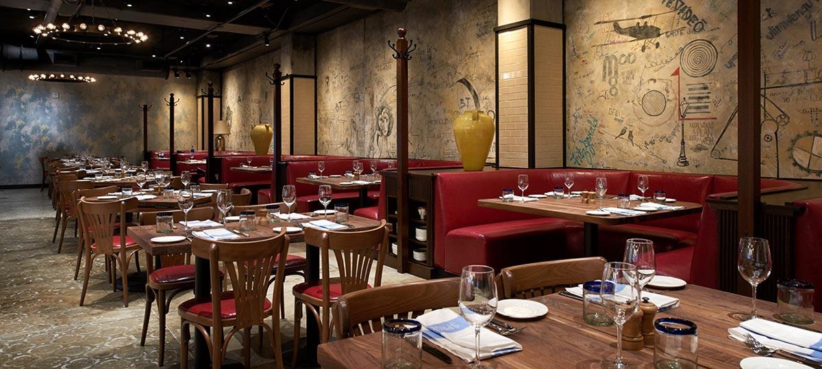 enzo s hideaway italian restaurant speakeasy in disney springs fl