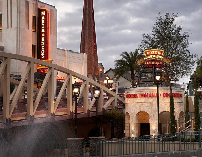 Enzo's Hideaway, Disney Springs Florida