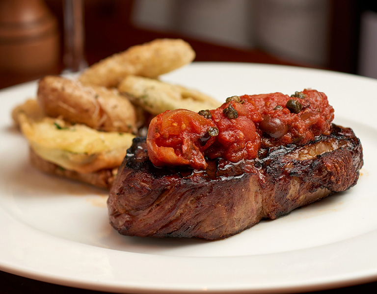 steak, Italian eatery, Disney Springs