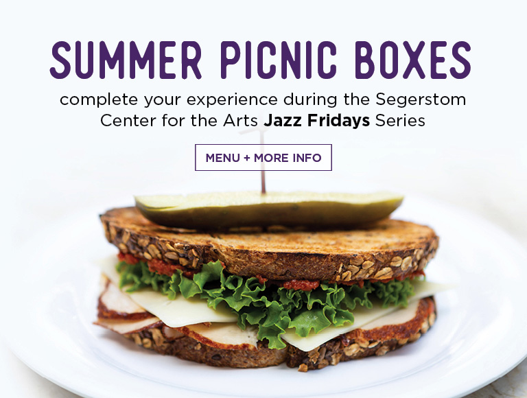 View Menu & More Info | Jazz Fridays Summer Picnic Boxes at Descanso Gardens