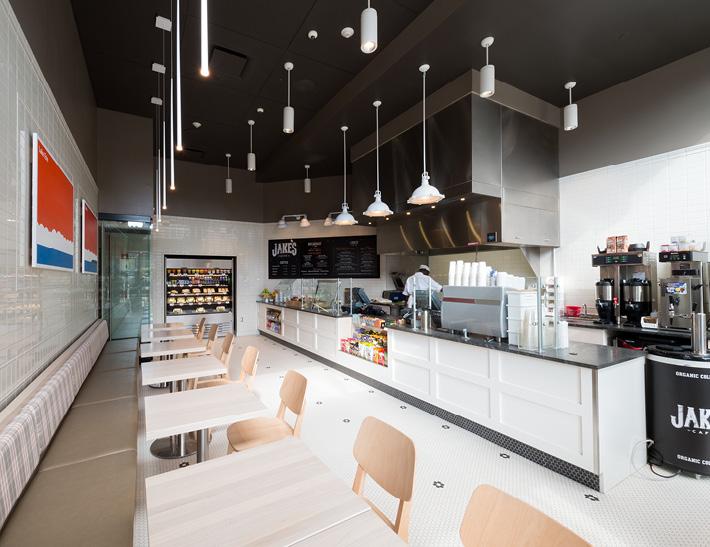 Jake's Café, Jake's Coffeehouse