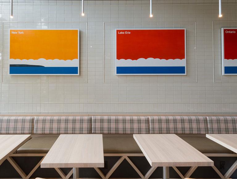 Buffalo Café and coffeehouse