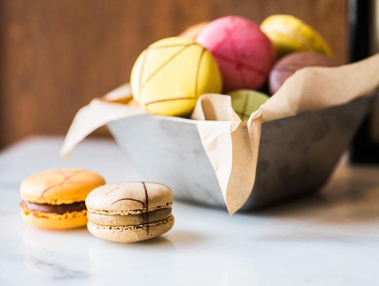 Macarons - French Brasserie DTLA