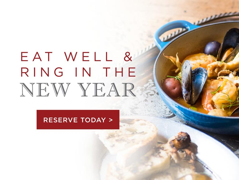 New Year's Eve at Kendalls Brasserie