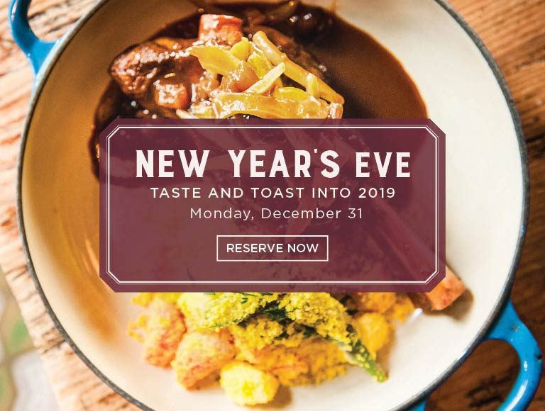 Reserve now and ring in 2019 at Kendall's Brasserie, Downtown Los Angeles