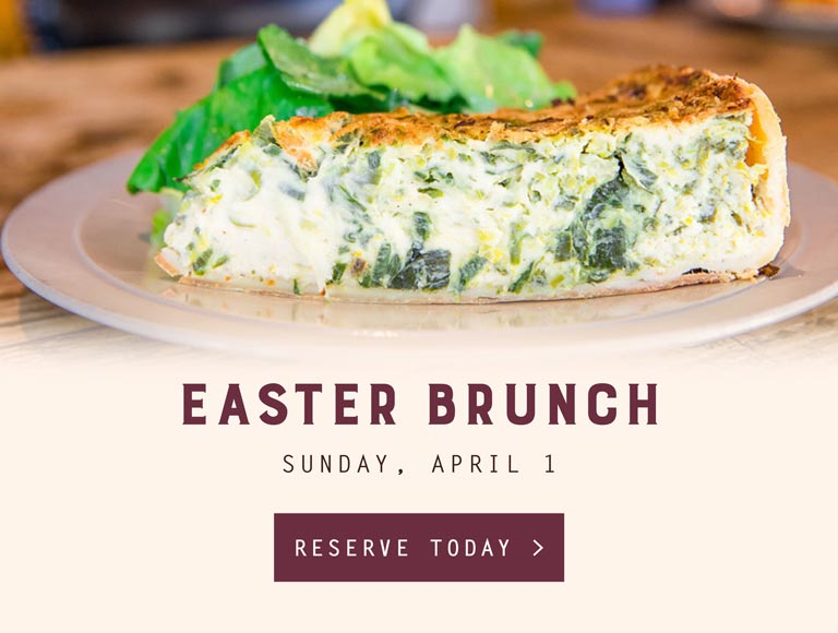 Easter Brunch 2018 Los Angeles