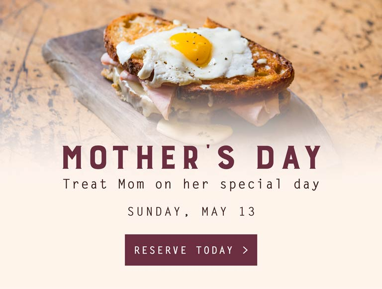 Mother's Day Brunch, Downtown Los Angeles