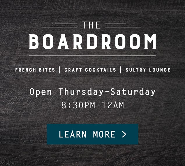 Learn more about the Boardroom