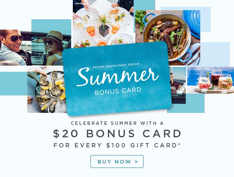 Summer Bonus Card