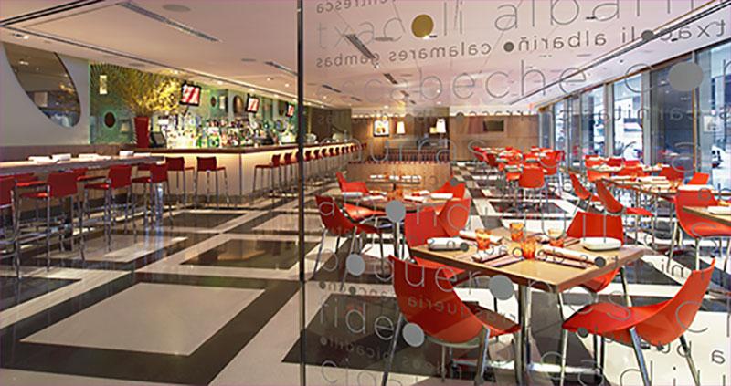 La Fonda Del Sol Spanish Restaurant In Midtown