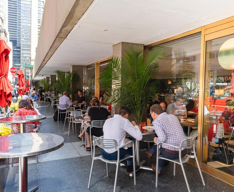 Restaurant Near Grand Central