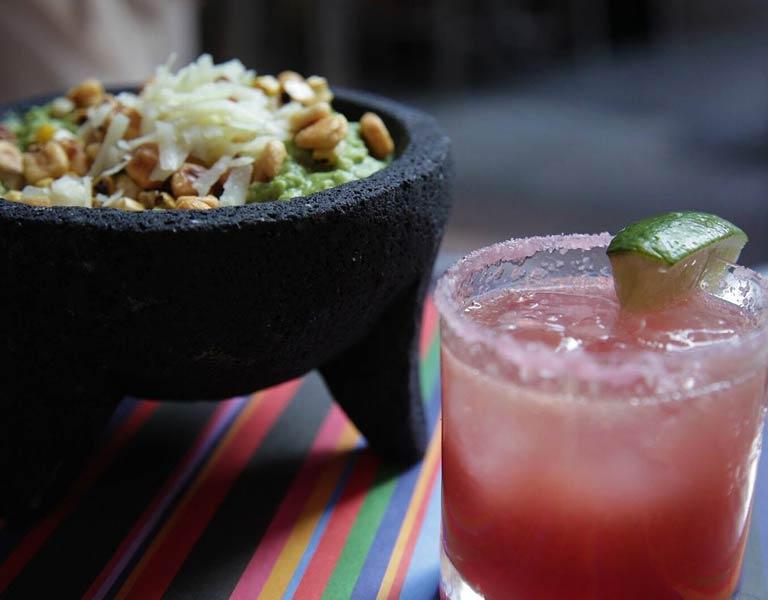 Guacamole & Margarita