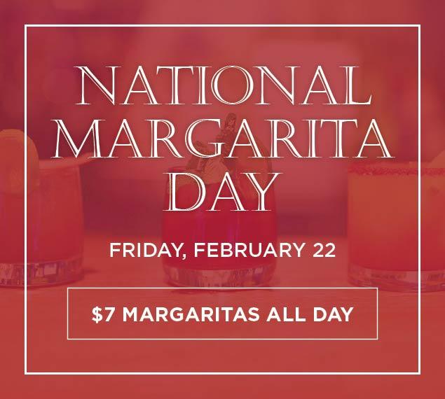 Celebrate National Margarita Day | View Margarita Listings