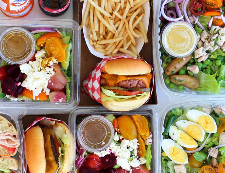 Best Lunch Los Angeles