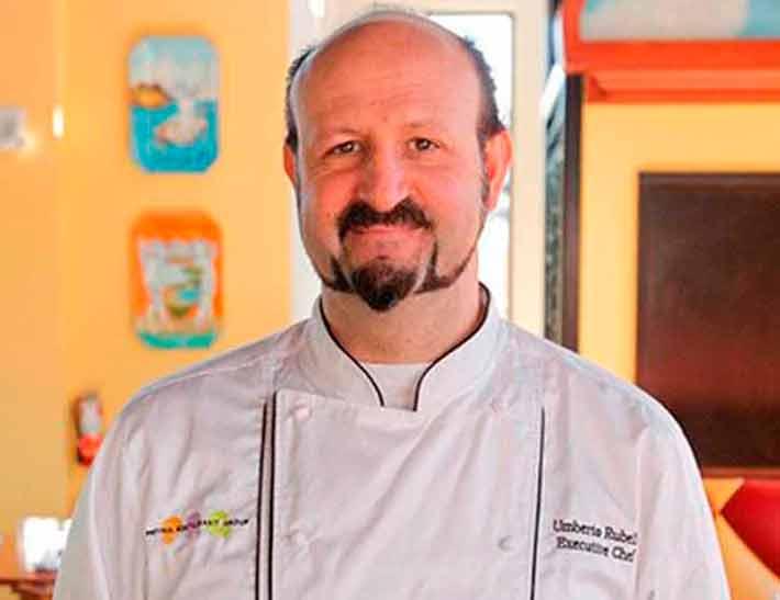 Executive Chef Ross Pangilinan